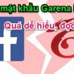 Hướng dẫn cách lấy lại mật khẩu Garena bằng tài khoản Facebook